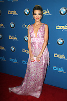 BEVERLY HILLS, CA - FEBRUARY 3: Natalie Zea at the 70th Annual Directors Guild of America Awards (DGA, DGAs), at The Beverly Hilton Hotel in Beverly Hills, California on February 3, 2018.  <br /> CAP/MPI/FS<br /> &copy;FS/Capital Pictures