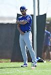 Yu Darvish (Rangers),<br /> FEBRUARY 24, 2016 - MLB :<br /> Texas Rangers spring training baseball camp in Surprise, Arizona, United States. (Photo by AFLO)