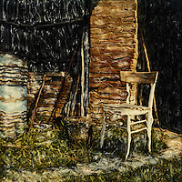 A chair for me on my Tuscan farm to pass the time in rest and to sit and count my blessings.<br />