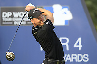 Danny Willett (ENG) on the 16th tee during the final round of the DP World Tour Championship, Jumeirah Golf Estates, Dubai, United Arab Emirates. 18/11/2018<br /> Picture: Golffile | Fran Caffrey<br /> <br /> <br /> All photo usage must carry mandatory copyright credit (© Golffile | Fran Caffrey)