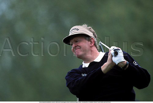 COLIN MONTGOMERIE (SCO), Benson & Hedges International Open Golf, The Belfry, 010509. Photo: Glyn Kirk/Action Plus...2001.golfer golfers