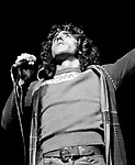 "The Who 1972 Roger Daltrey in 'Tommy"" at the Rainbow.© Chris Walter."
