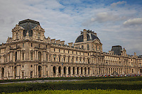 Once the largest palace in the world, the Louvre became first a showcase for art during the reign of Francois I