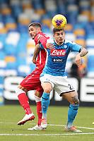 Giovanni Di Lorenzo of Napoli<br /> Napoli 14-01-2020 Stadio San Paolo <br /> Football Italy Cup 2019/2020 SSC Napoli - AC Perugia<br /> Photo Cesare Purini / Insidefoto