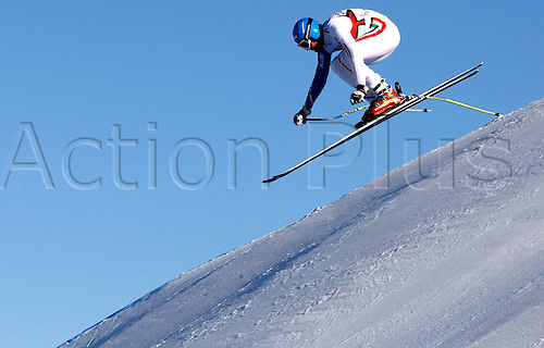 16.12.2010 Ski Alpine FIS World Cup Training Val Gardena - Gröden Italy. Picture shows Christof Innerhofer ITA.