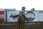 Cassidy Carpenter during the Cody Stampede event in Cody, WY - 7.3.2019 Photo by Christopher Thompson