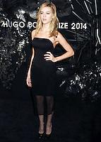 NEW YORK CITY, NY, USA - NOVEMBER 20: Nicola Peltz arrives at the Hugo Boss Prize 2014 held at the Guggenheim Museum on November 20, 2014 in New York City, New York, United States. (Photo by Celebrity Monitor)