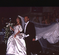 Mariah Carey &amp; Tommy Mottola Wedding<br />