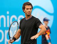 15-06-11, Tennis, Rosmalen, Unicef Open, Jean -Julien Rojer