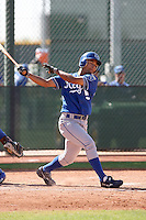 Derek Rodriguez - Kansas City Royals, 2009 Instructional League.Photo by:  Bill Mitchell/Four Seam Images..