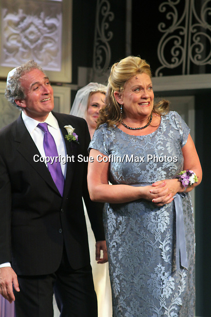 "Guiding Light's Kim Zimmer stars in ""It Shoulda Been You"" - a new musical comedy - at the Gretna Theatre, Mt. Gretna, PA on July 30, 2016. (Photo by Sue Coflin/Max Photos)"