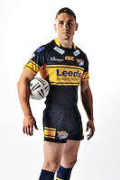 PICTURE BY VAUGHN RIDLEY/SWPIX.COM - Rugby League - ISC 2012 Super League Team Kit Shoot - 18/08/11- Leeds Rhinos Kevin Sinfield.