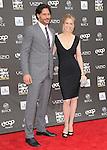 Joe Manganiello and Kristin Bauer at Logo's New Now Next Awards held at Avalon in Hollywood, California on April 07,2011                                                                               © 2010 Hollywood Press Agency