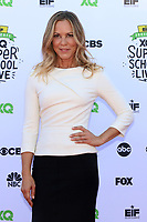 LOS ANGELES - SEP 8:  Maria Bello at the EIF Presents: XQ Super School Live at the Barker Hanger on September 8, 2017 in Santa Monica, CA