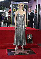 8 January 2018 - Hollywood, California - Gillian Anderson. Gillian Anderson Honored With Star On The Hollywood Walk Of Fame. <br /> CAP/ADM/FS<br /> &copy;FS/ADM/Capital Pictures