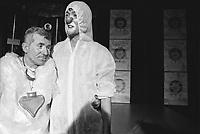 Milano Clown Festival, Festival Internazionale sul Nuovo Clown e Teatro di Strada. Nella foto: Maurizio Accattato, direttore artistico --- Milano Clown Festival, International Clown and Street Theatre Festival. In the picture: Maurizio Accattato, artistic director