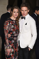 Hannah Bagshawe &amp; Eddie Redmayne at the 2017 EE British Academy Film Awards (BAFTA) After-Party held at the Grosvenor House Hotel, London, UK. <br /> 12 February  2017<br /> Picture: Steve Vas/Featureflash/SilverHub 0208 004 5359 sales@silverhubmedia.com