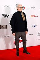 Jane Campion bei der Verleihung der Film Festival Cologne Awards 2017 auf dem 27. Film Festival Cologne im Börsensaal der IHK. Köln, 06.10.2017