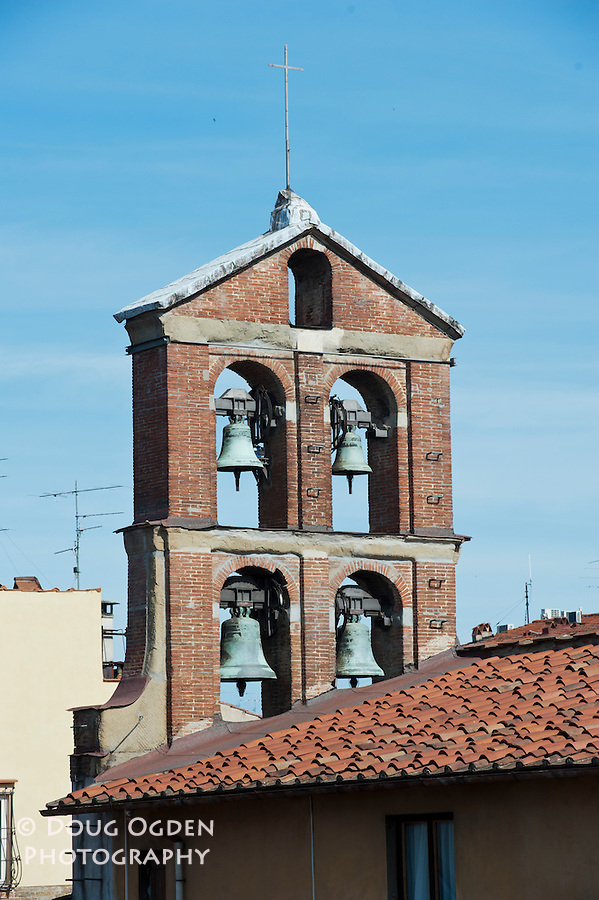 Bell tower, Santa Maria Maggiore, Florence, Italy