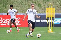 Lukas Klostermann (Deutschland Germany) - 04.06.2019: Training der Deutschen Nationalmannschaft zur EM-Qualifikation in Venlo/NL
