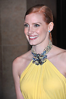 Jessica Chastain at the 28th Annual American Cinematheque Award Gala honoring Matthew McConaughey at the Beverly Hilton Hotel.<br /> October 21, 2014  Beverly Hills, CA<br /> Picture: Paul Smith / Featureflash