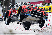 2019 WRC Rally of Sweden Day 3 Feb 16th