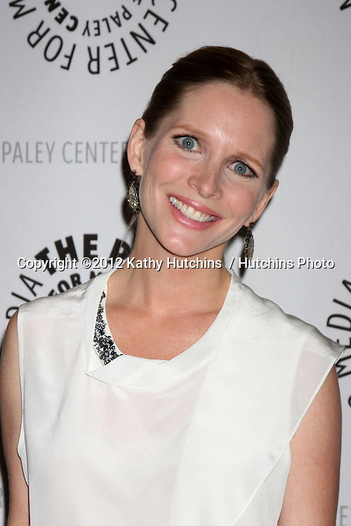 """LOS ANGELES - AUG 23:  Lauralee Bell arrives at """"The Young & Restless"""": Celebrating 10,000 Episodes at Paley Center for Media on August 23, 2012 in Beverly Hills, CA"""