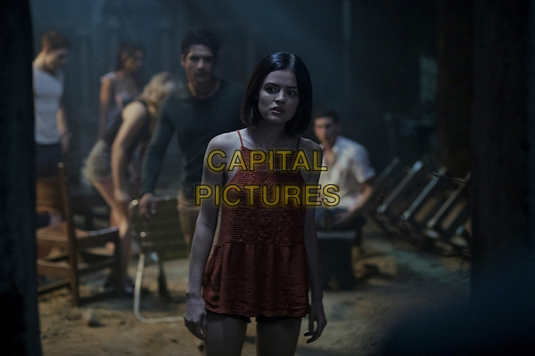 Truth or Dare (2018) <br /> Lucy Hale<br /> *Filmstill - Editorial Use Only*<br /> CAP/KFS<br /> Image supplied by Capital Pictures