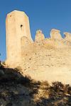Castillo de Ayub, Calatayud, Zaragoza, Aragon, Espana.Castell of Ayub, Calatayud, Zaragoza, Aragon, Spain.February 20, 2012. (ALTERPHOTOS/ALFAQUI/Acero)
