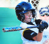 PNLL AAA Pirates action at the Sports Park in Pleasanton, CA March 28, 2011. (Photo by Alan Greth/AGP Photography).
