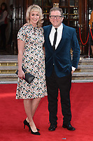 Jon Culshaw<br /> arrives for the The Prince&rsquo;s Trust Celebrate Success Awards 2017 at the Palladium Theatre, London.<br /> <br /> <br /> &copy;Ash Knotek  D3241  15/03/2017