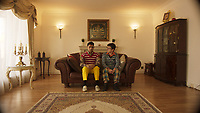 Eaten by Lions (2018) <br /> Antonio Aakeel, Jack Carroll<br /> *Filmstill - Editorial Use Only*<br /> CAP/MFS<br /> Image supplied by Capital Pictures