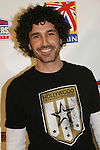 Ethan Zohn - Survivor Africa winner at the Celebrity soccer game to benefit Hollywood United for Haiti at 1st Setanta Cup Soccer Festival on April 11, 2009 at Chelsea Pers, NYC. (Photo  by Sue Cofln/Max Photos)