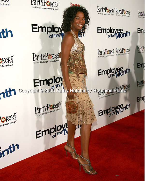 """Vanessa Williams.Premiere of """"Employee of the Month"""".Grauman's Chinese Theater.Los Angeles, CA.September 19, 2006.©2006 Kathy Hutchins / Hutchins Photo...."""