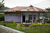 INDONESIA, Flores, the Happy Happy Hotel in Bajawa