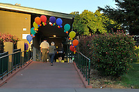 Harker School MS Back to School Night.2011-09-15..Photo by Kyle Cavallaro