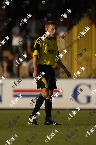 Dimitri van Oppens , Berchem Sport