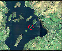 BNPS.co.uk (01202 558833)<br /> Pic:   GoogleEarth<br /> <br /> The island is situated in the southern part of Loch Lomond.<br /> <br /> Fancy owning your own island in the bonnie, bonnie middle of Loch Lomond..?<br /> <br /> This beautiful unspoilt island in the famously stunning Loch could be yours for only £150,000 after it's owner put it on the market.<br /> <br /> Torrinch Island is completely untouched and has large areas of ancient woodland making it a haven for wildlife.<br /> <br /> There are no buildings on the 18-acre plot and no record of it ever being inhabited, but the fact it has been undisturbed for over 100 years means it is one of the most fruitful and picturesque islands on the loch.