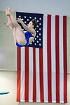 BIRMINGHAM, AL - MARCH 11: Mariah Constantakos of West Florida competes in the 3 meter diving during the Division II Men's and Women's Swimming & Diving Championship held at the Birmingham CrossPlex on March 11, 2017 in Birmingham, Alabama. (Photo by Matt Marriott/NCAA Photos via Getty Images)