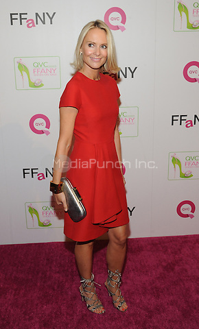 New York,NY-October 8: Louise Camuto at QVC presents 'FFANY Shoes on Sale' at Waldorf Astoria Hotel ln New York City on October 8, 2014. Credit: John Palmer/MediaPunch