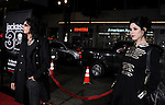Kat Von D and Nikki Sixx at The Paramount Pictures' L.A. Premiere of Jack Ass 3-D held at The Grauman's Chinese Theatre in Hollywood, California on October 13,2010                                                                               © 2010 Hollywood Press Agency