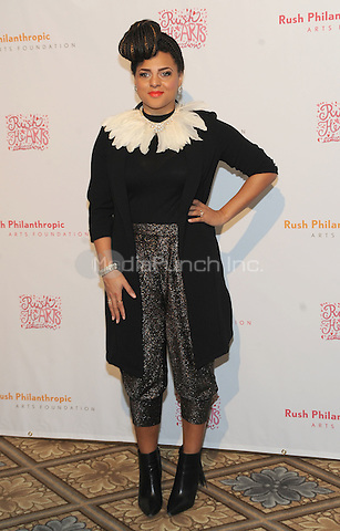 New York, NY- February 13: Marsha Ambrosius attends the Rush Philanthropic Arts Foundation's Rush HeARTS Education Valentine's Luncheon   on February 13, 2015 at the Plaza Hotel in New York City.   Credit: John Palmer/MediaPunch
