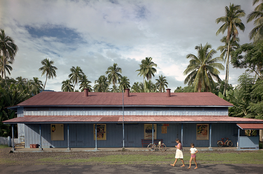 Tahiti Movie House - 1963