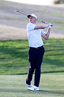 Adam Long (USA) during the 1st round of the Waste Management Phoenix Open, TPC Scottsdale, Scottsdale, Arisona, USA. 31/01/2019.<br /> Picture Fran Caffrey / Golffile.ie<br /> <br /> All photo usage must carry mandatory copyright credit (&copy; Golffile | Fran Caffrey)