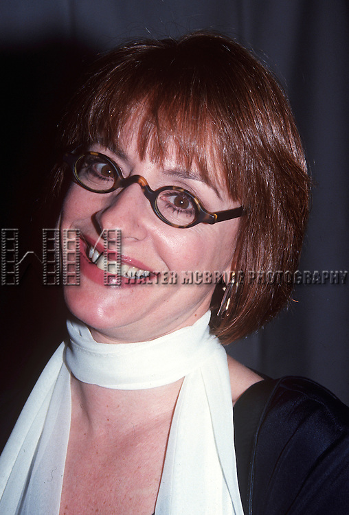 """Patti Lupone at the opening night of """"Indescretions"""" at the Barrymore Theatre in New York City on April 27th, 1995."""