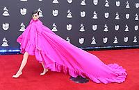 14 November 2019 - Las Vegas, NV - Sofia Carson. 2019 Latin Grammy Awards Red Carpet Arrivals at MGM Grand Garden Arena. Photo Credit: MJT/AdMedia