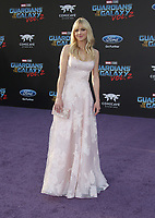 HOLLYWOOD, CA - April 19: Anna Faris, At Premiere Of Disney And Marvel's &quot;Guardians Of The Galaxy Vol. 2&quot; At The Dolby Theatre  In California on April 19, 2017. <br /> CAP/MPI/FS<br /> &copy;FS/MPI/Capital Pictures