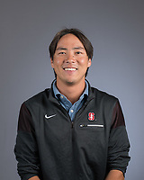 STANFORD, CA - June 27, 2017: The 2017-2018 Stanford Cardinal Staff Portraits