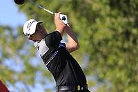 Jason Scrivener (AUS) on the 2nd tee during the 2nd round of the Abu Dhabi HSBC Championship, Abu Dhabi Golf Club, Abu Dhabi,  United Arab Emirates. 17/01/2020<br /> Picture: Fran Caffrey   Golffile<br /> <br /> <br /> All photo usage must carry mandatory copyright credit (© Golffile   Fran Caffrey)