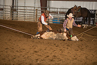 Ranch Rodeo - 4.5.2014 - Steer Branding